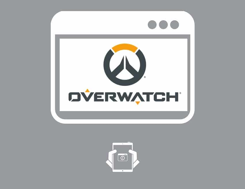 Overwatch Unexpected Server Error
