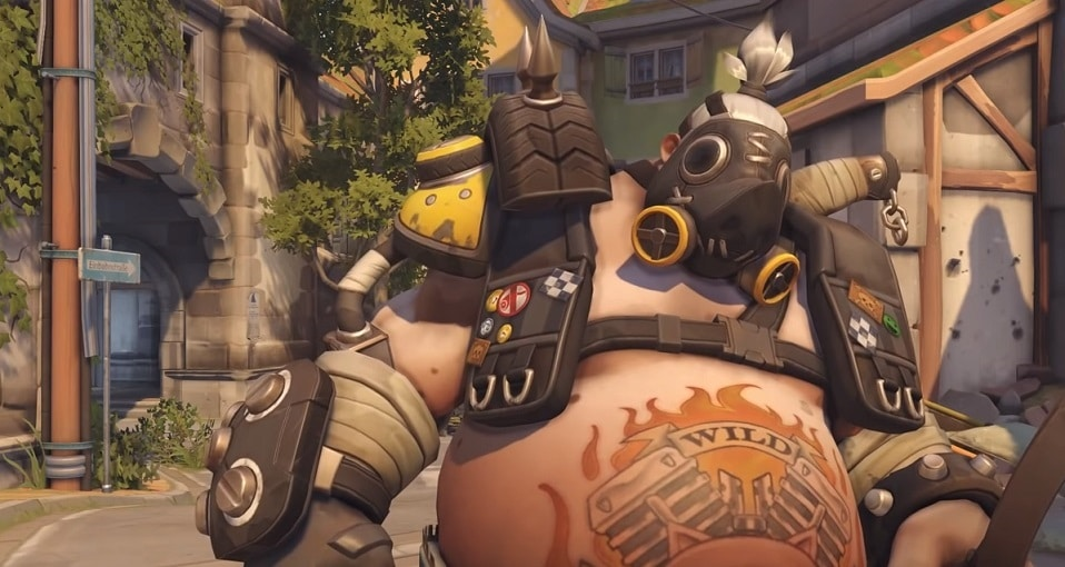Overwatch Roadhog Nerf