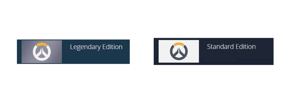 overwatch legendary edition vs standard