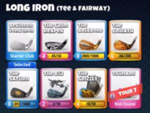 best long iron