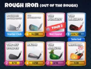 best rough iron