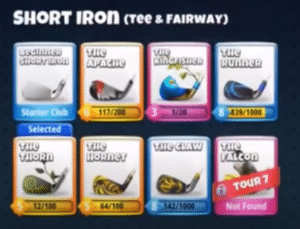 best short iron