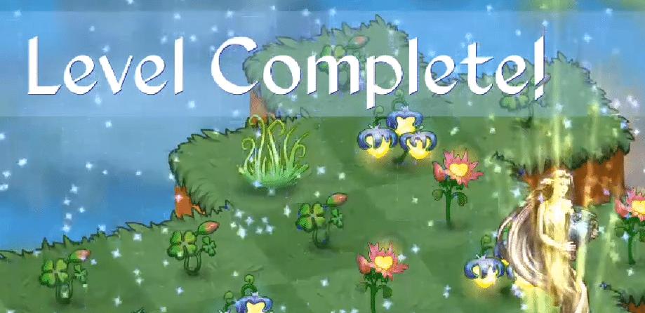 challenge 1 level complete
