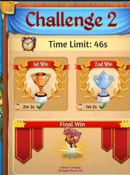 challenge level 2