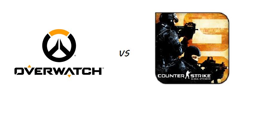 csgo vs overwatch