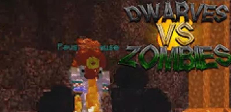 dwarves vs zombies minecraft