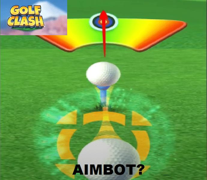 golf clash aimbot