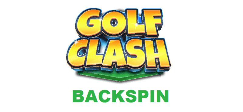 golf clash backspin