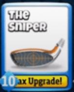 golf clash sniper club