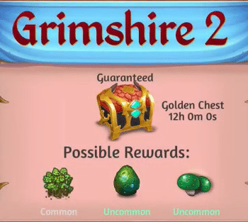grimshire 2 rewards