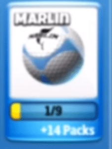 marlin ball