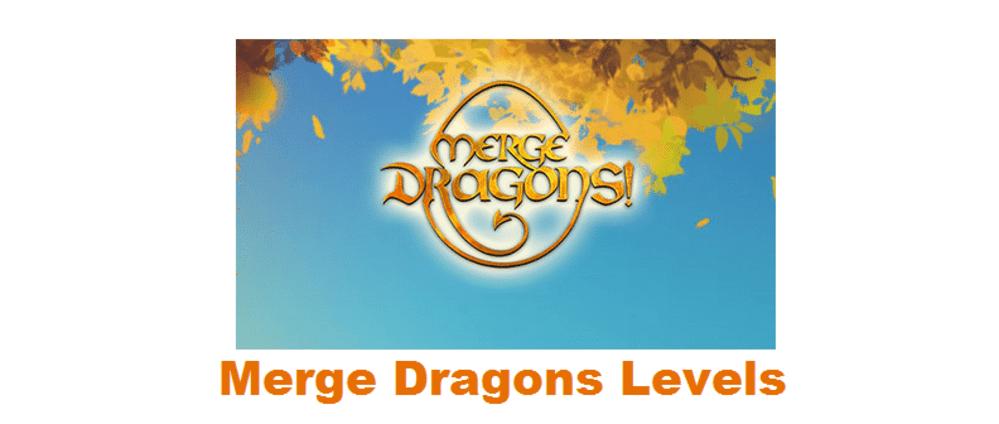 merge dragons levels