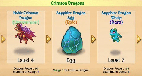 merge your dragon