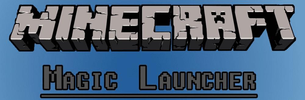 minecraft magic launcher