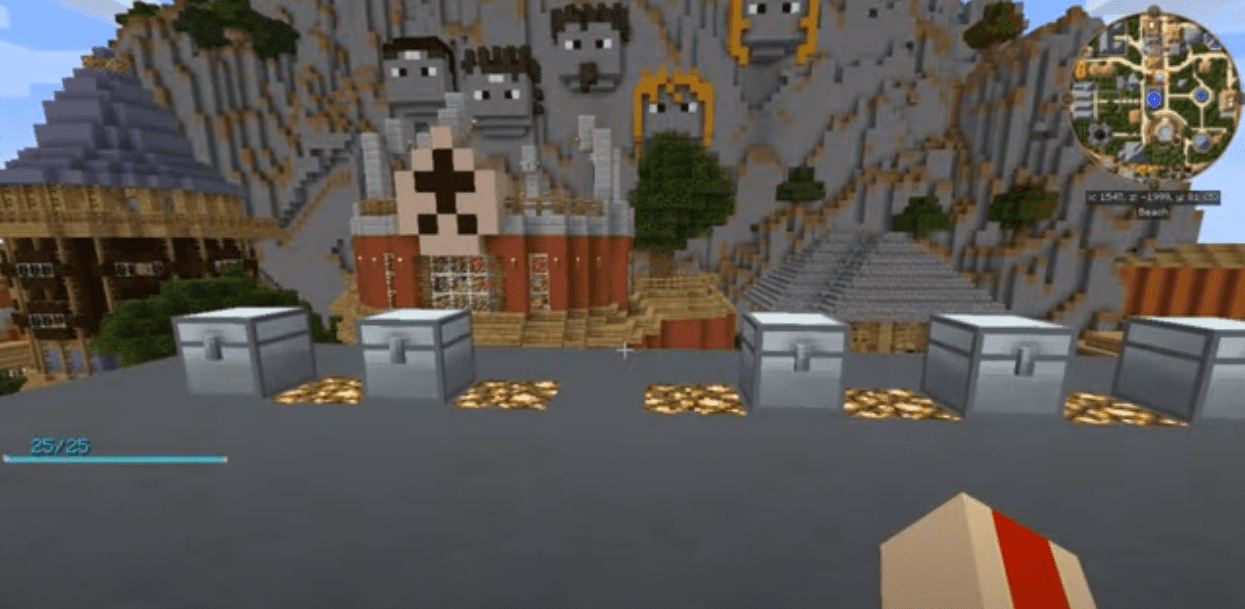 Minecraft: What Does Naruto Mod Do? West Games