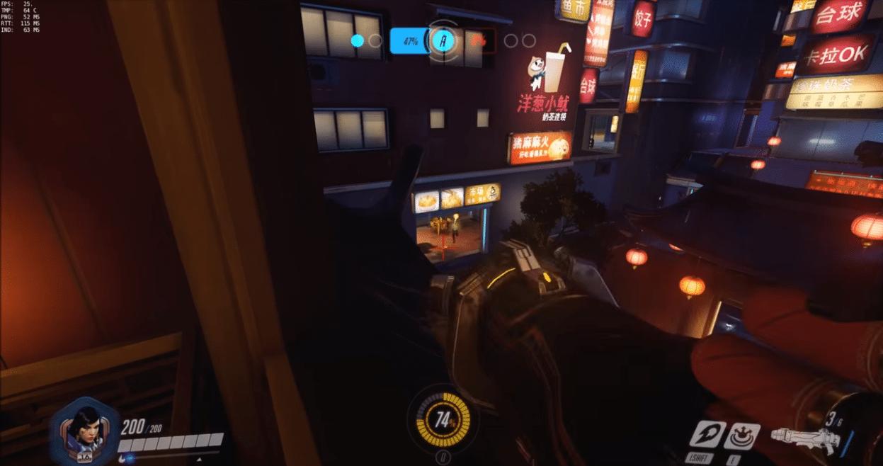 overwatch frame drop