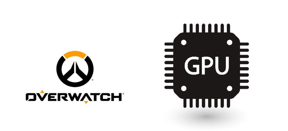 overwatch not using gpu