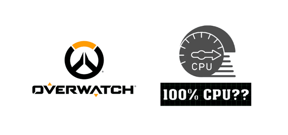 overwatch using 100 cpu
