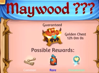 secret level rewards