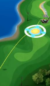 tour 6 hole 7