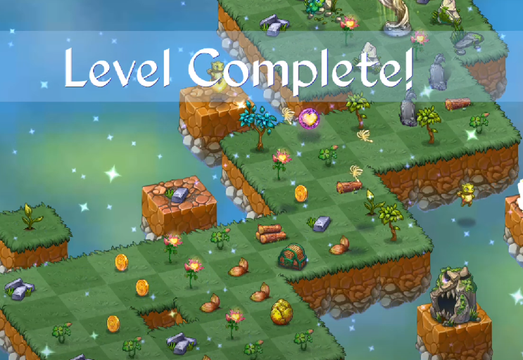 challenge 10 level complete