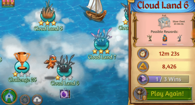cloudland 6 merge dragon