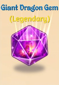 giant dragon gem