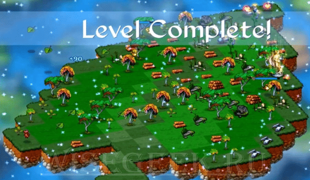 level complete challenge 18
