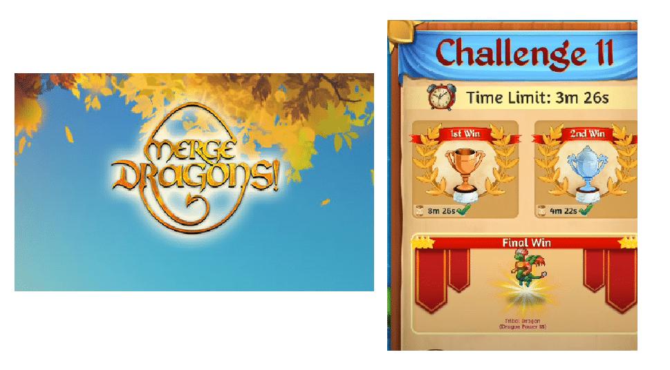 merge dragons challenge 11