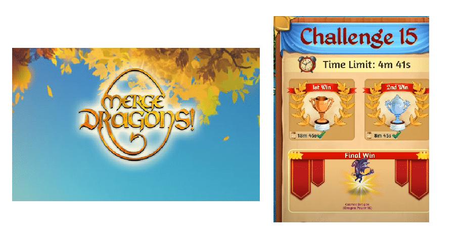 merge dragons challenge 14
