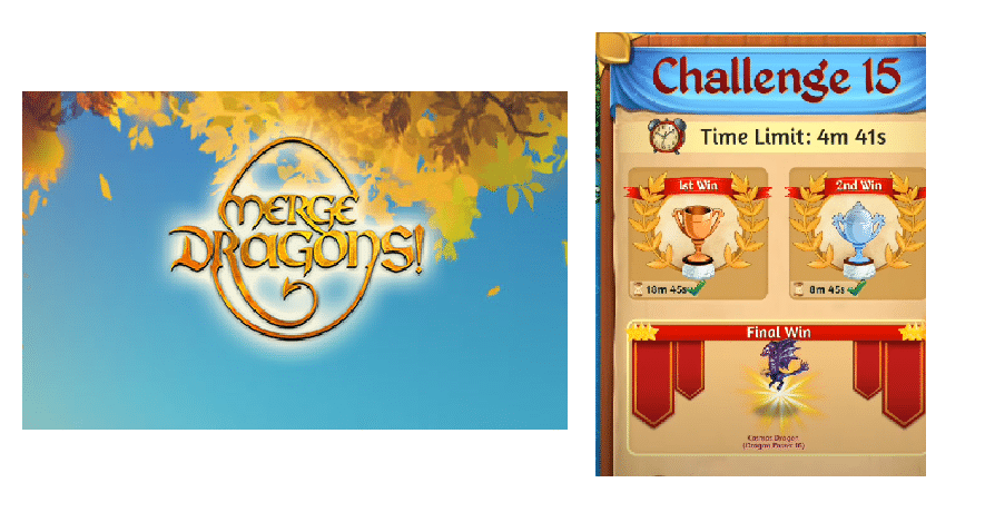 merge dragons challenge 15