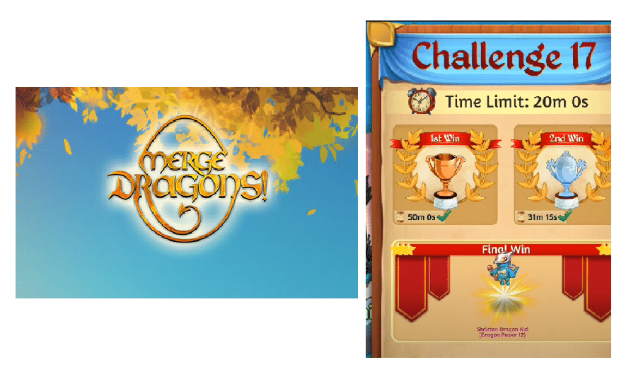 merge dragons challenge 17