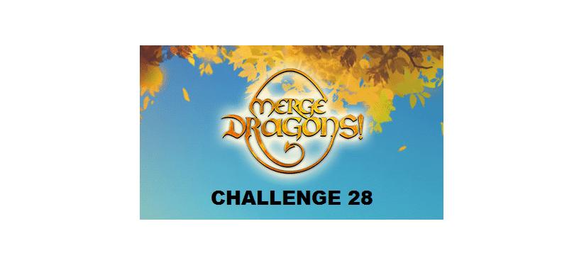 merge dragons challenge 28