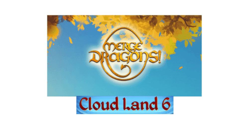 merge dragons cloudland 6