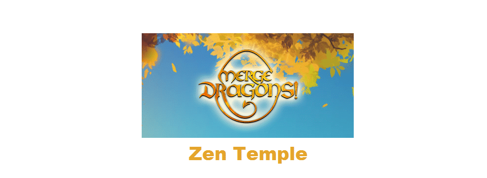 merge dragons zen temple