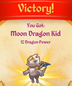 moon dragon kid