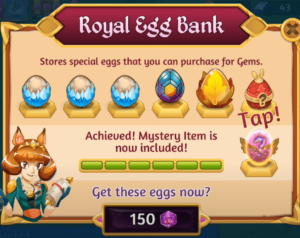 royal egg bank