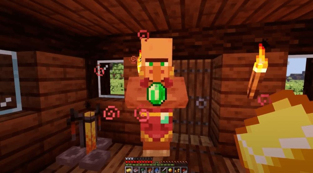 minecraft best villager trades