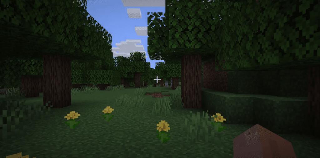 minecraft render distance not working