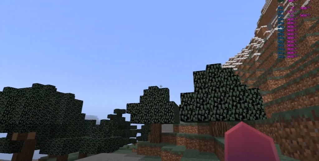 minecraft stuttering