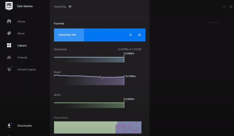 why do fortnite updates take so long