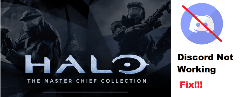 discord not working halo