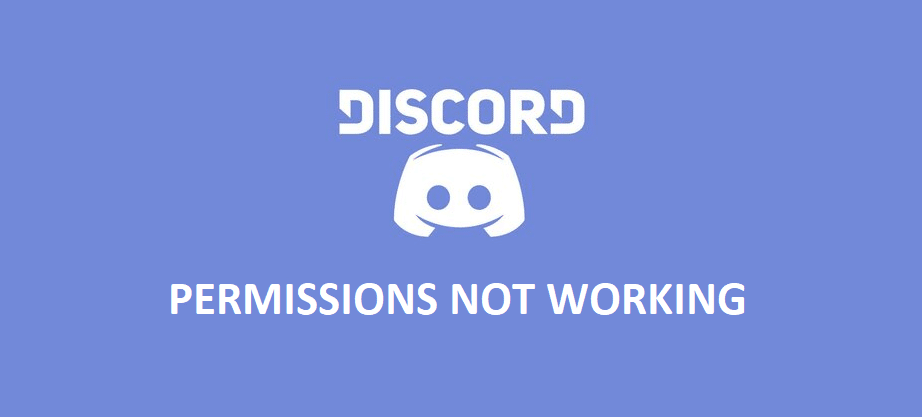 discord permissions not working