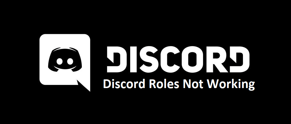 discord roles not working