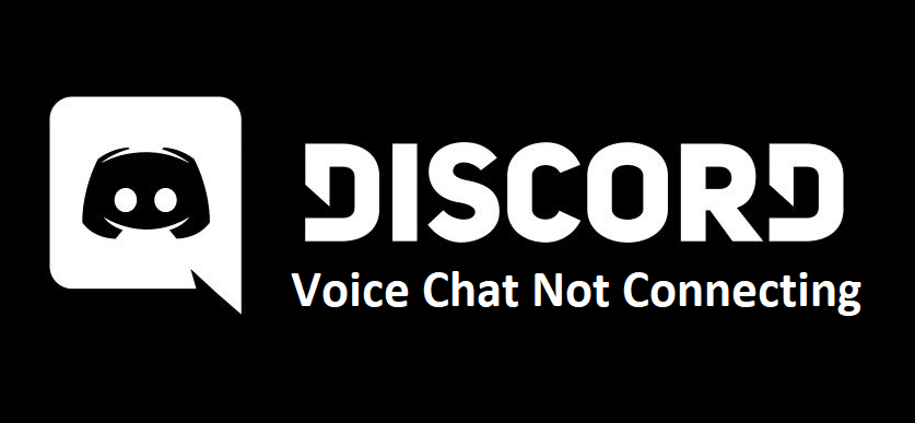 discord voice chat not connecting