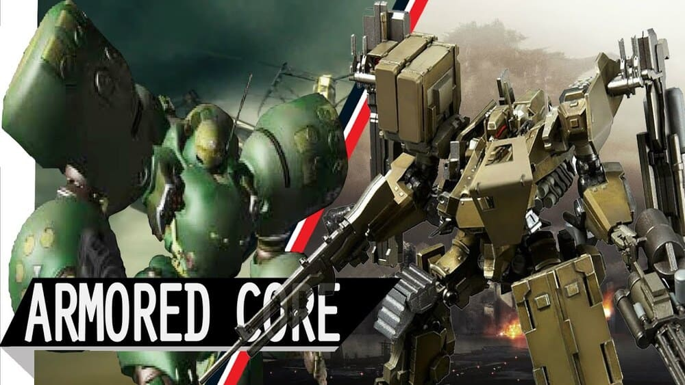 games like armored core