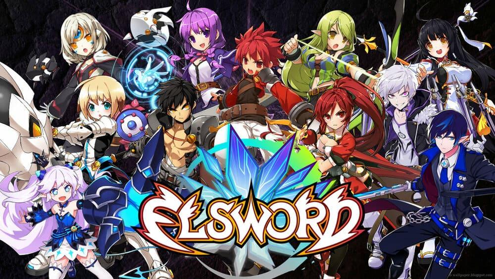 games like elsword
