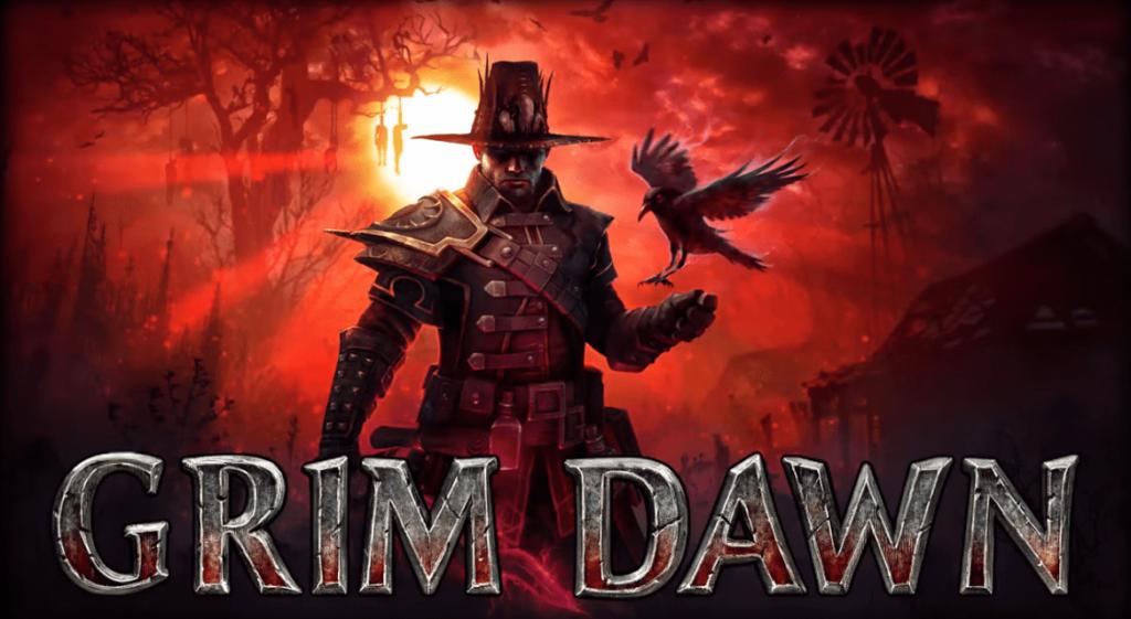 games like grim dawn