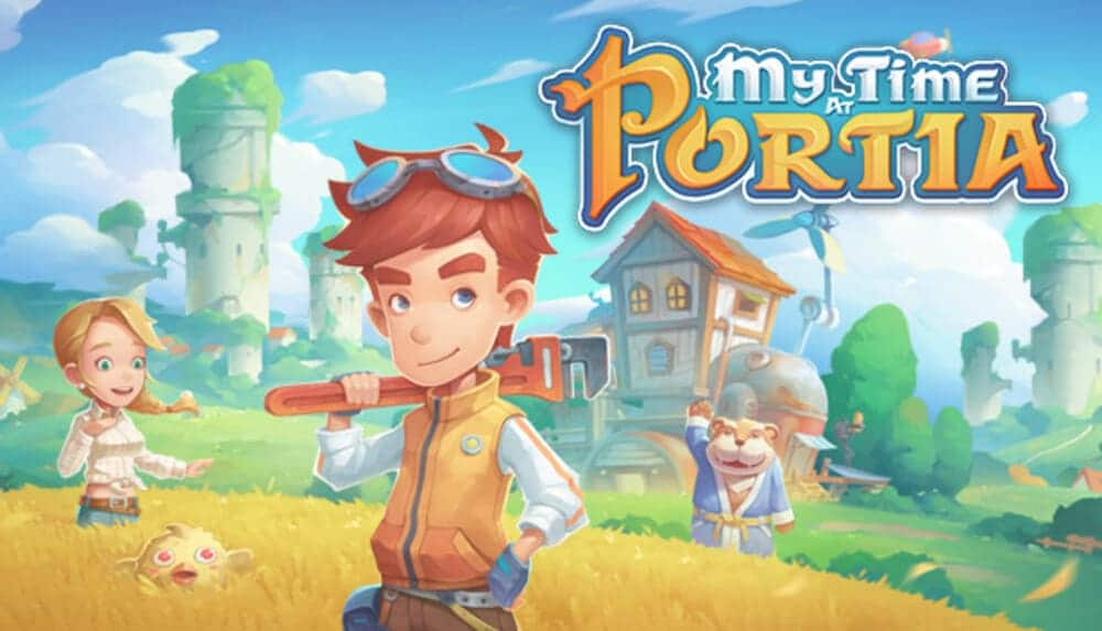 games like my time at portia