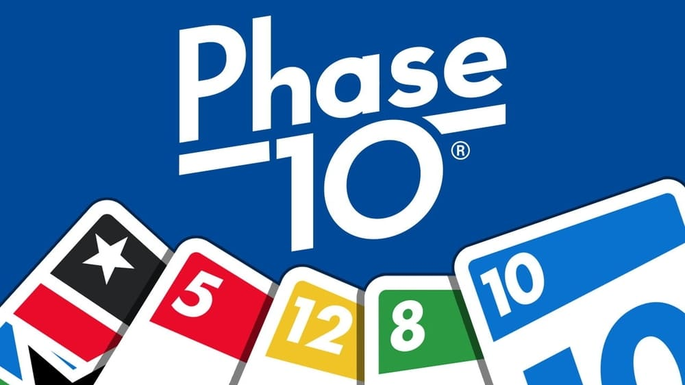 games like phase 10